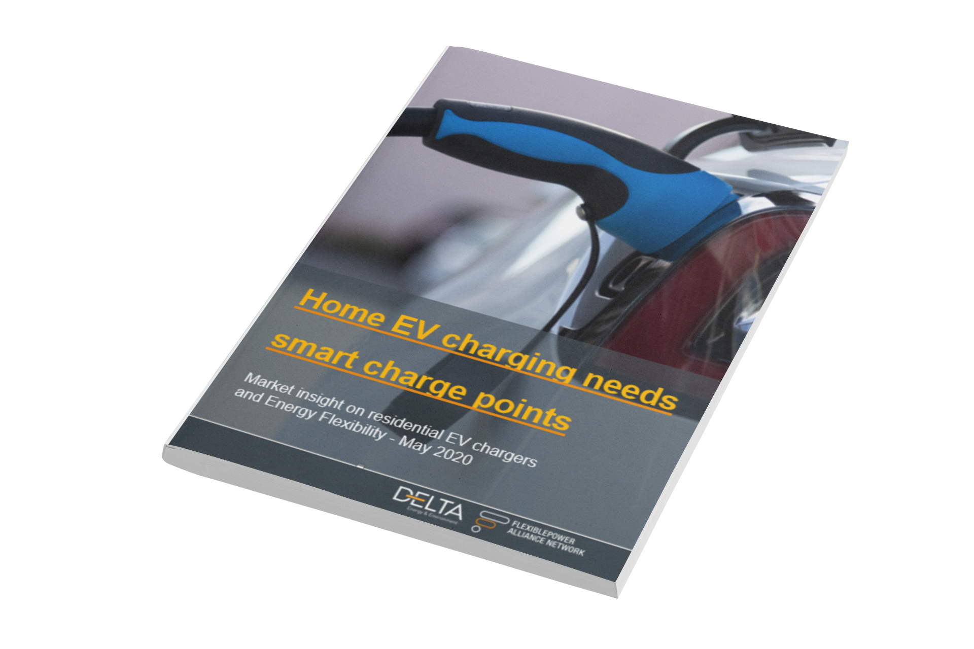 Flex monitor report Home EV charging need smart charge points